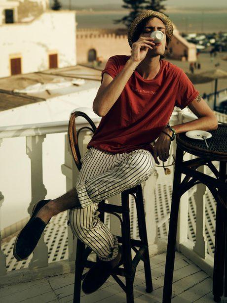 I want to be like Zara - Boy